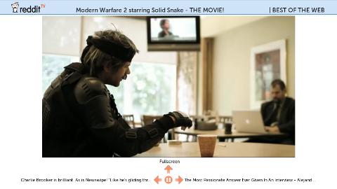 redditTV screenshot